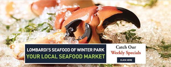 Lombardi's Seafood Fresh Seafood Orlando | Seafood Market